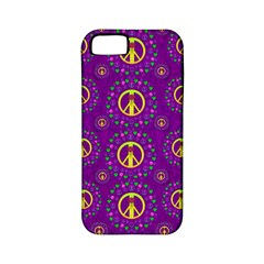 Peace Be With Us In Love And Understanding Apple Iphone 5 Classic Hardshell Case (pc+silicone)