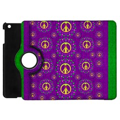 Peace Be With Us In Love And Understanding Apple Ipad Mini Flip 360 Case
