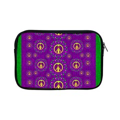 Peace Be With Us In Love And Understanding Apple Ipad Mini Zipper Cases