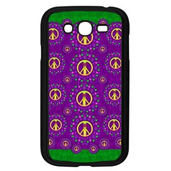 Peace Be With Us In Love And Understanding Samsung Galaxy Grand Duos I9082 Case (black)