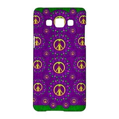 Peace Be With Us In Love And Understanding Samsung Galaxy A5 Hardshell Case