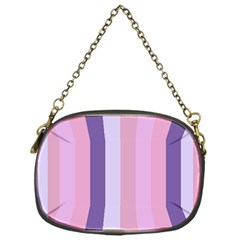 Violet Stars Chain Purses (one Side)