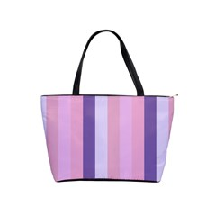 Violet Stars Shoulder Handbags