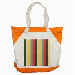 Summer Rose Accent Tote Bag
