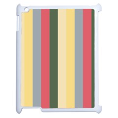 Summer Rose Apple Ipad 2 Case (white)