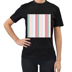 Heaven Goddess Women s T Shirt (black) (two Sided)