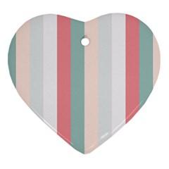 Heaven Goddess Heart Ornament (two Sides)