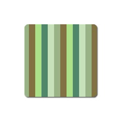 Pistachio Ice Cream Square Magnet
