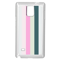 Olivia Samsung Galaxy Note 4 Case (white)