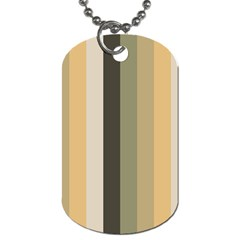 From Pigeon To Dove Dog Tag (one Side)