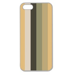 From Pigeon To Dove Apple Seamless Iphone 5 Case (clear)