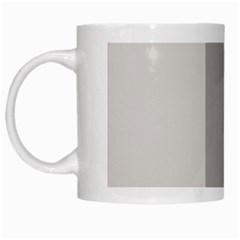 Laura Lines White Mugs