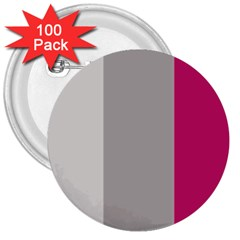 Laura Lines 3  Buttons (100 Pack)