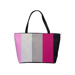 Laura Lines Shoulder Handbags