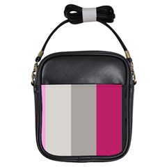 Laura Lines Girls Sling Bags