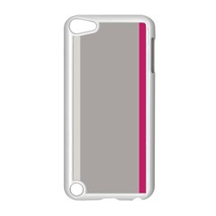 Laura Lines Apple Ipod Touch 5 Case (white)