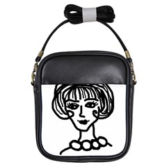 20s Girl Girls Sling Bags
