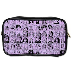Lilac Yearbok Toiletries Bags