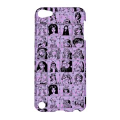 Lilac Yearbok Apple Ipod Touch 5 Hardshell Case