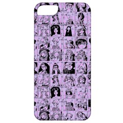 Lilac Yearbok Apple Iphone 5 Classic Hardshell Case