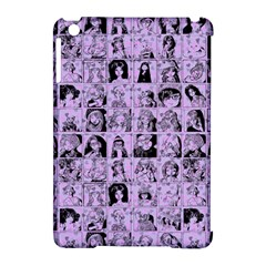 Lilac Yearbok Apple Ipad Mini Hardshell Case (compatible With Smart Cover)