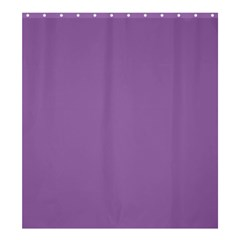 Another Purple Shower Curtain 66  X 72  (large)