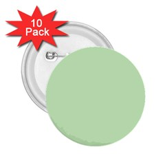Baby Green 2 25  Buttons (10 Pack)