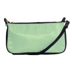 Baby Green Shoulder Clutch Bags