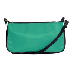 Seafoamy Green Shoulder Clutch Bags