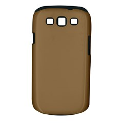 Brownish Samsung Galaxy S Iii Classic Hardshell Case (pc+silicone)