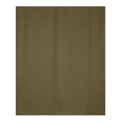 Rainy Brown Shower Curtain 60  X 72  (medium)