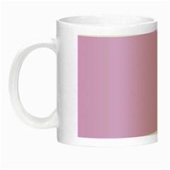 Baby Purple Night Luminous Mugs