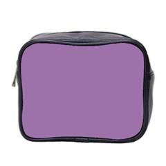 Uva Purple Mini Toiletries Bag 2 Side