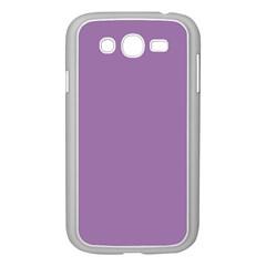 Uva Purple Samsung Galaxy Grand Duos I9082 Case (white)