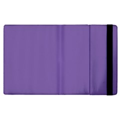 Purple Star Apple Ipad Pro 9 7   Flip Case