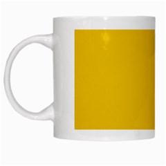 Cheesy White Mugs
