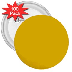 Cheesy 3  Buttons (100 Pack)