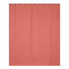 Late Peach Shower Curtain 60  X 72  (medium)