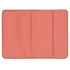 Late Peach Samsung Galaxy Tab 7  P1000 Flip Case