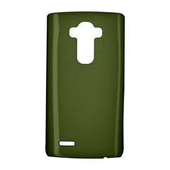 Earth Green Lg G4 Hardshell Case