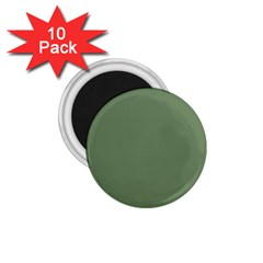 Army Green 1 75  Magnets (10 Pack)
