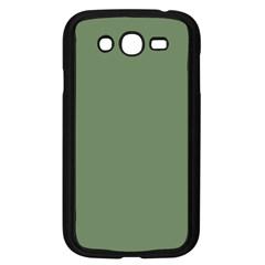 Army Green Samsung Galaxy Grand Duos I9082 Case (black)
