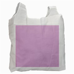 Lilac Star Recycle Bag (one Side)