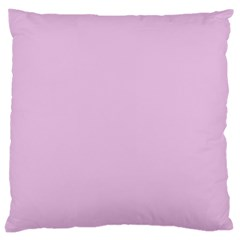 Lilac Star Large Cushion Case (two Sides)