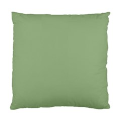 Tree Green Standard Cushion Case (two Sides)