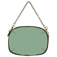 Mossy Green Chain Purses (one Side)