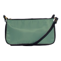 Mossy Green Shoulder Clutch Bags