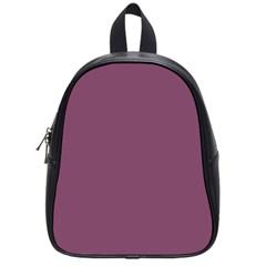 Medium Grape School Bag (small)