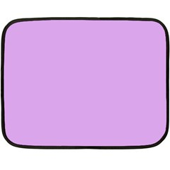 Purple Whim Fleece Blanket (mini)