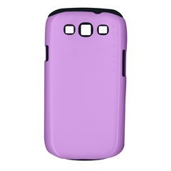 Purple Whim Samsung Galaxy S Iii Classic Hardshell Case (pc+silicone)